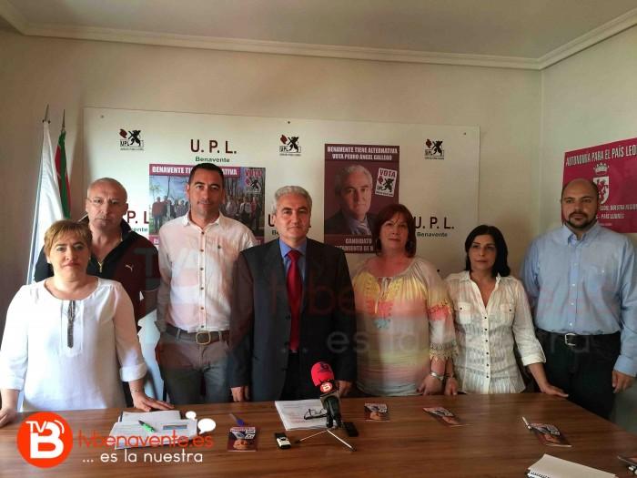 presentacion programa UPL 2 tv
