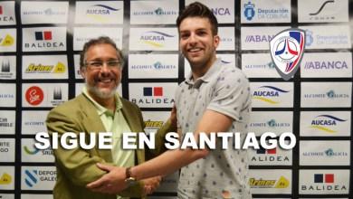 Photo of Marcos Vara renueva por el Santiago Futsal por una temporada más