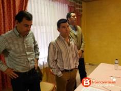 diputados PP provincilaes zamora Pablo Rubio