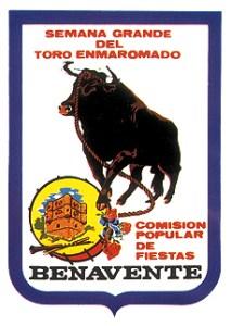 escudo comision fiestas benavente