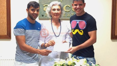 Photo of La peña NTE entrega 2.000€ a la AECC de Benavente