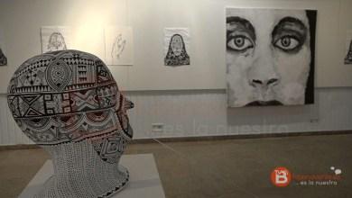 Photo of Abierta la exposición de pintura de la benaventana Laura Pintado hasta el 11 de Septiembre