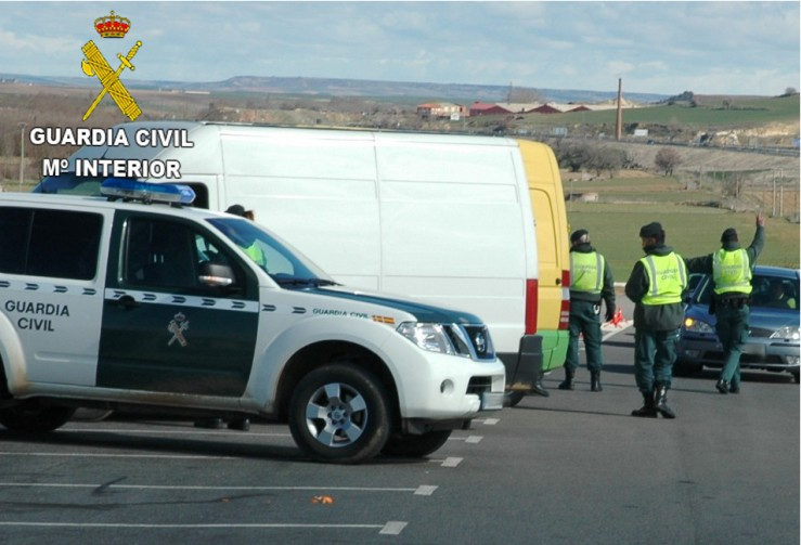 Guardia Civil de Zamora - Drogas