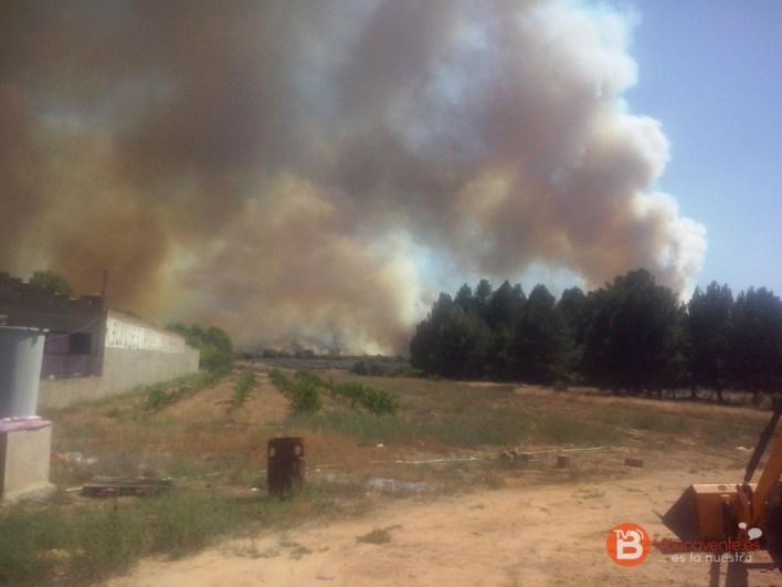 Incendio San Juanico 2015