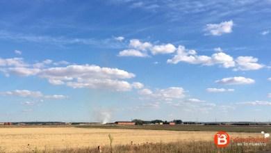 Photo of Incendio por quema agrícola en Villalpando