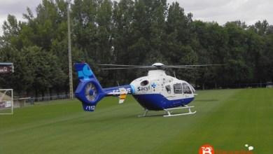 Photo of Trasladado en helicóptero un hombre de 50 tras sufrir un accidente en Vega de Tera
