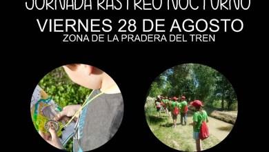 Photo of Rastreo nocturno el próximo viernes en Benavente