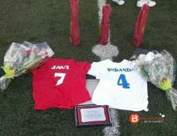Segundo reencuentro futbol - Benavente - Virgen de la Vega - TVB - 1