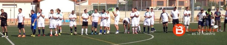 Segundo reencuentro futbol - Benavente - Virgen de la Vega - TVB - 3