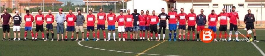 Segundo reencuentro futbol - Benavente - Virgen de la Vega - TVB - 4