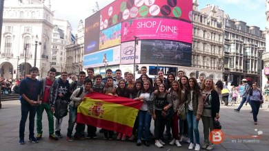 Photo of Los alumnos del Virgen de la Vega de Benavente visitan Reino Unido
