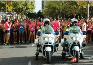 FOTO ARCHIVO CARRERA guardia civil zamora 2014