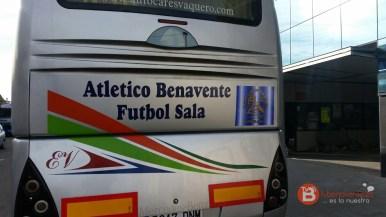 autobus at. benavente
