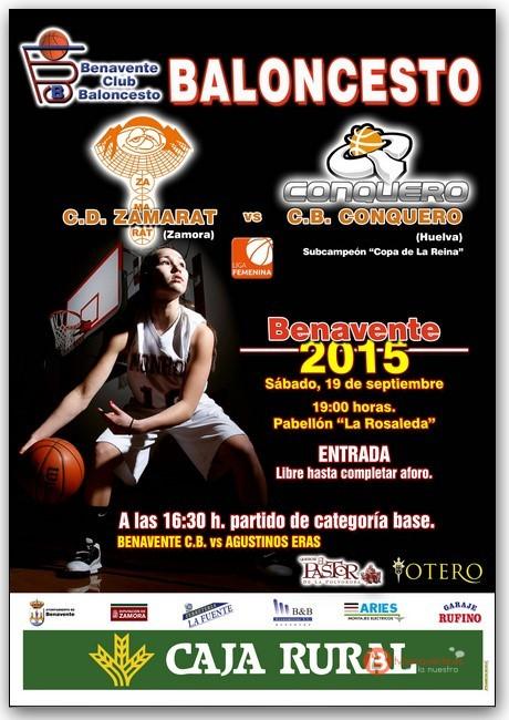 baloncesto zamarat_ conquero