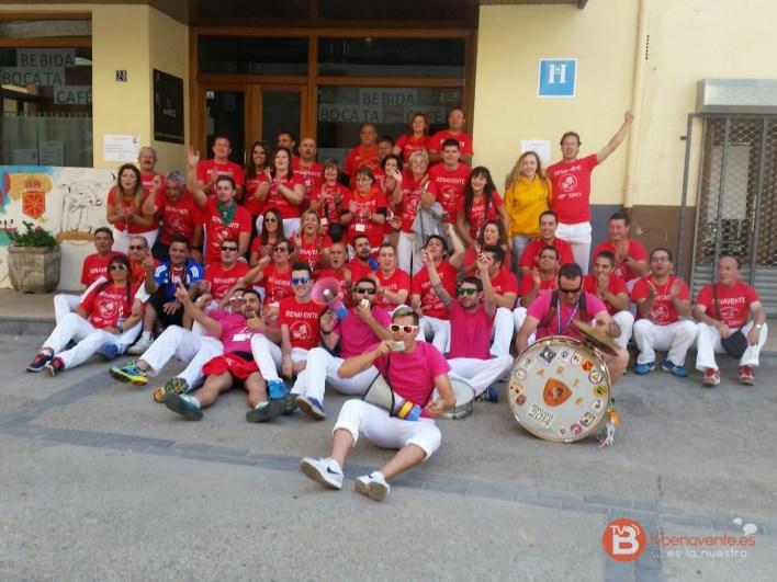 benaventanos en el congreso de toros de cuerda de lodosa 2015 - 0