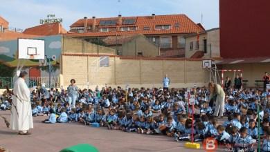 Photo of El colegio San Vicente de paúl conmemora la figura de su patrón  titular, San Vicente