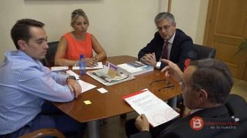 reunión cámara comercio Zamora_Benavente