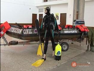 zodiac Protección civil Benavente exposición