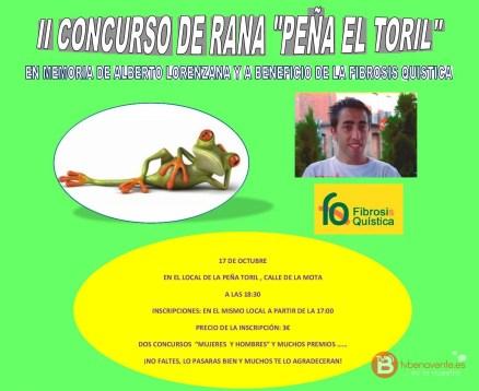 concurso peña toril ALberto Lorenzana