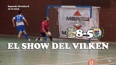 Photo of El Vilken Mañanes consigue una victoria a base de físico ante el Boal F.S