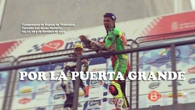 Photo of Iker Carrera cierra la temporada con un tercer puesto en el CEV de motociclismo