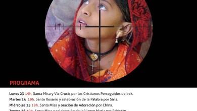 """Photo of San Cristóbal de Entreviñas organiza la """"Semana por la Iglesia Perseguida"""""""