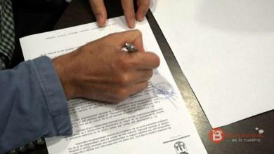Photo of Firmado el convenio de colaboración para la constitución del vivero de empresas de Benavente