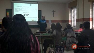 Photo of Los alumnos del colegio San Vicente de Paúl  inician el programa de seguridad vial dirigido a la ESO