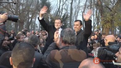 Photo of Fotografías de la visita de Mariano Rajoy a Benavente