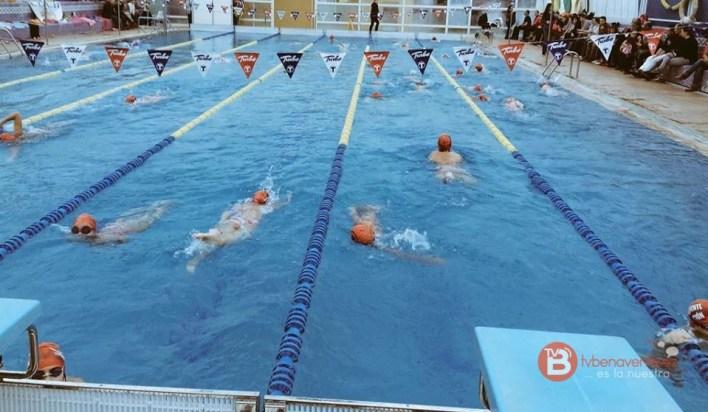 natacion benavente prebenjamines2 tvbenavente