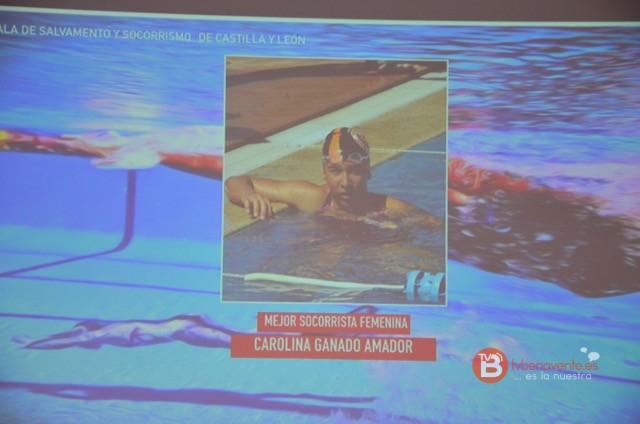 Carolina Ganado - Mejor Deportista 2015 - Benavente - Castilla Y Leon