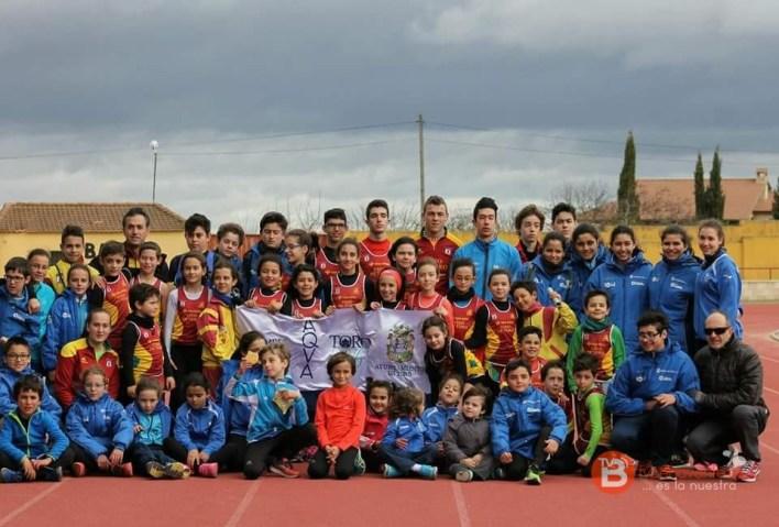 Benavente Atletismo - PISTA TORO-13-02-16