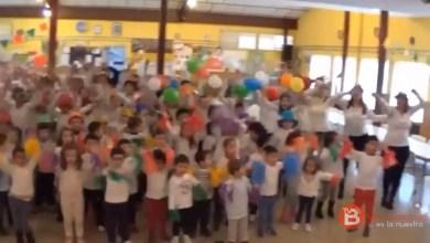 Photo of Lipdub en el colegio de Camarzana de Tera