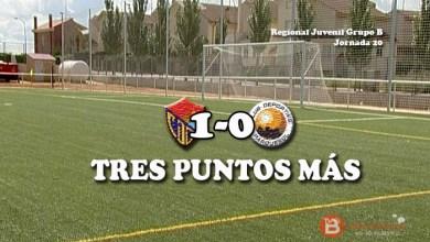 Photo of Buenos tres puntos del C.D Benavente juvenil ante un rival directo