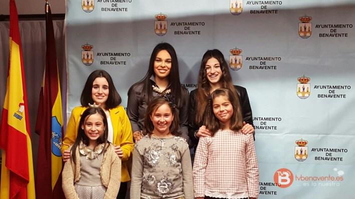 Representantes de la Juventud y la Infancia en Benavente 2016 - 01