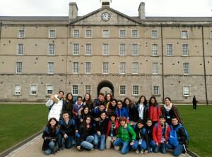 San Vicente de Paul - Benavente - Alumnos Irlanda II