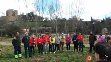 Photo of Celebración en la jornada de hoy del Día Internacional de los Bosques en Benavente