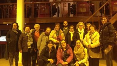 """Photo of La Asociación de """"Las Candelas"""" en """"Tierras Bañezanas"""""""