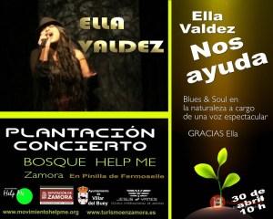 ELLA VALDEZ - Movimiento Help Me Zamora