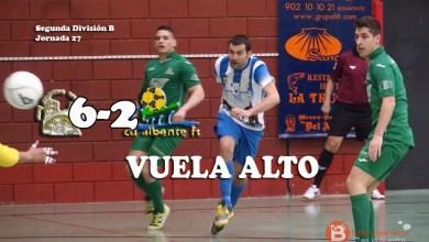 Photo of El Vilken Mañanes de Chuso con un pie en la salvación tras su victoria ante el Albense