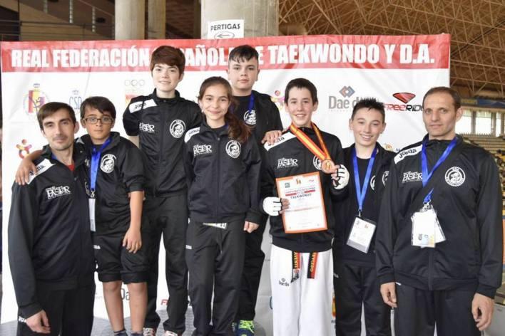 club taekwondo benavente
