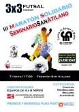 Cartel Trofeo Solidario San Atilano zamora - 00