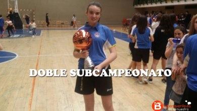 Photo of El Baloncesto Femenino León con Cristina Conde doble subcampeones regionales