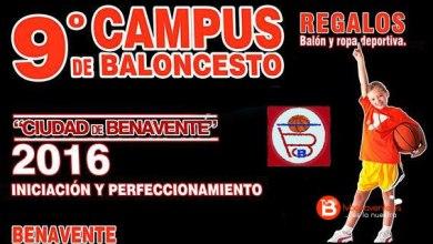 Photo of El Benavente Club Baloncesto abre el plazo de inscripción para su noveno Campus de Basket