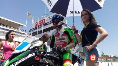 Photo of Iker Carrera se marcaba un cero tras un problema con la moto y posterior caída.