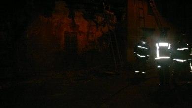 Photo of Una vivienda es pasto de las llamas en la madrugada de hoy en Valderas