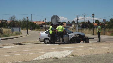 Photo of Accidente en Pobladura del Valle con 3 heridos