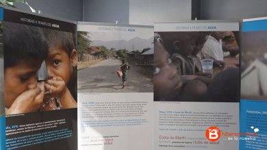 Photo of La exposición fotográfica 'Historias a través del agua' de UNICEF se expone en Benavente