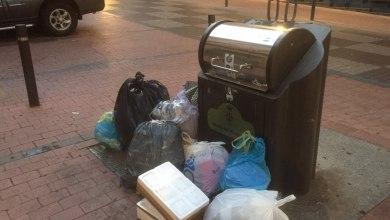 Photo of El PP pide la limpieza de los contenedores de basura