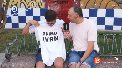 Photo of Entrevista a Iván Bragado – Un deportista luchador